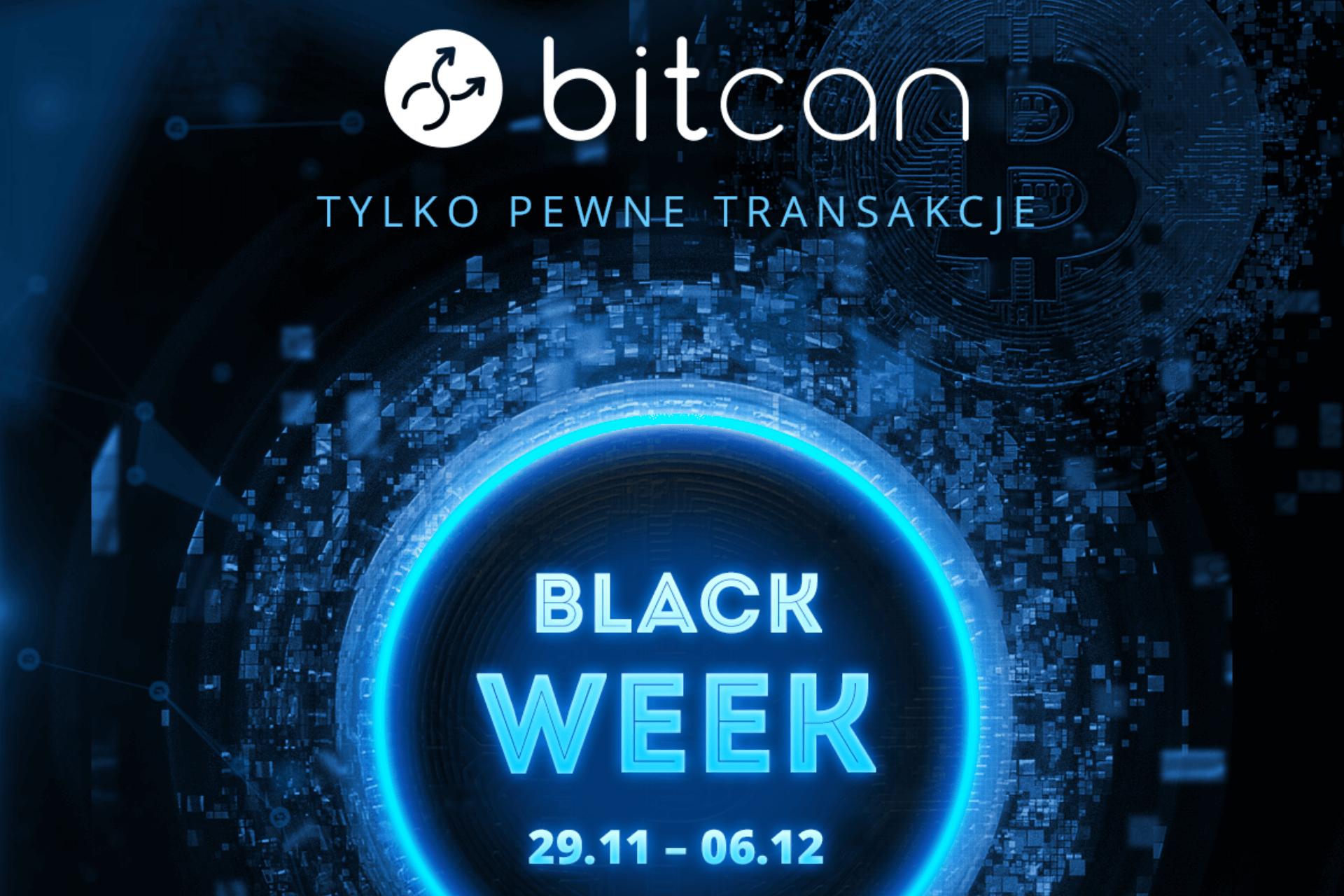Black Week w Bitcan!