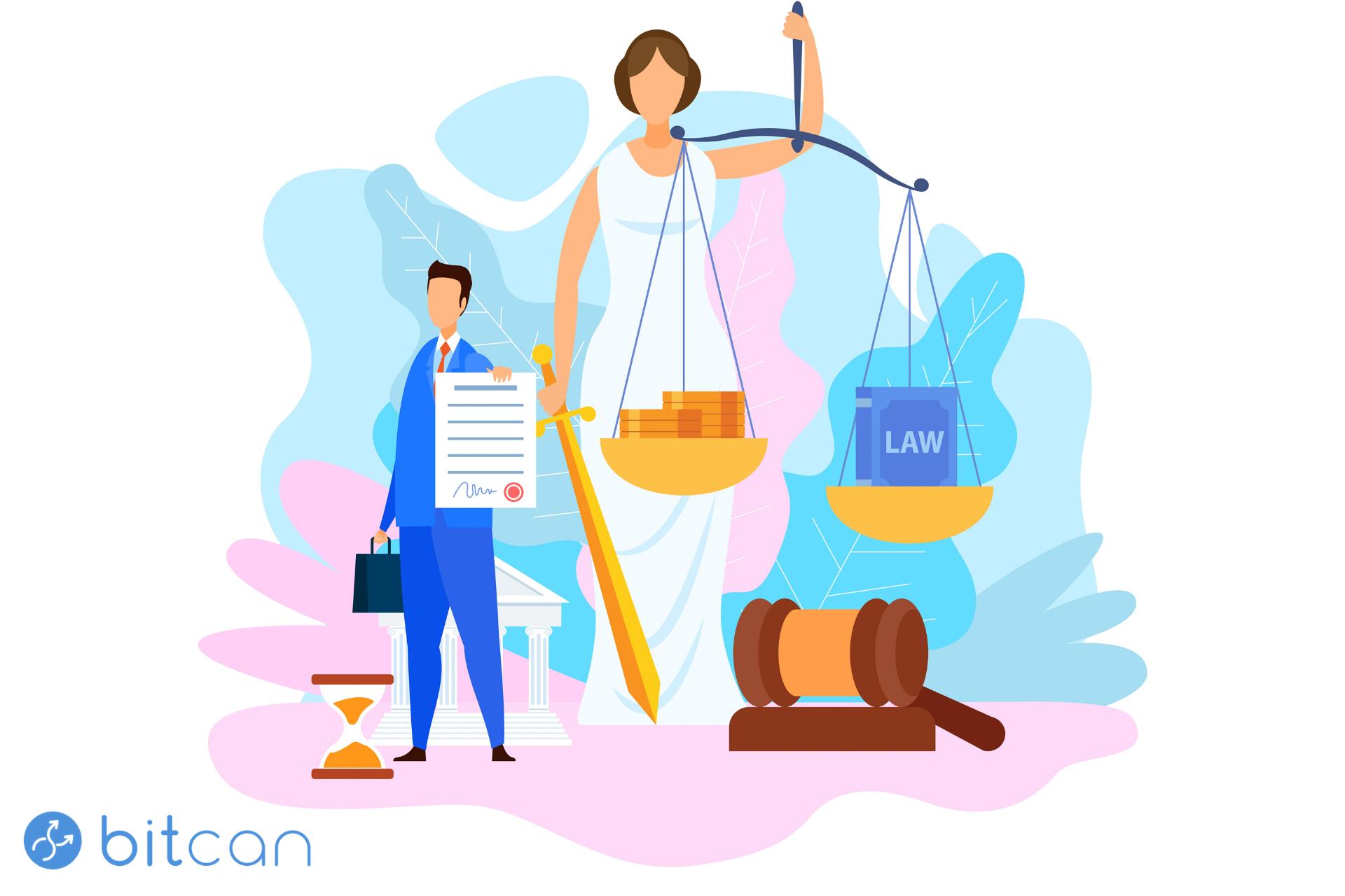 Gdzie Bitcoin jest legalny?