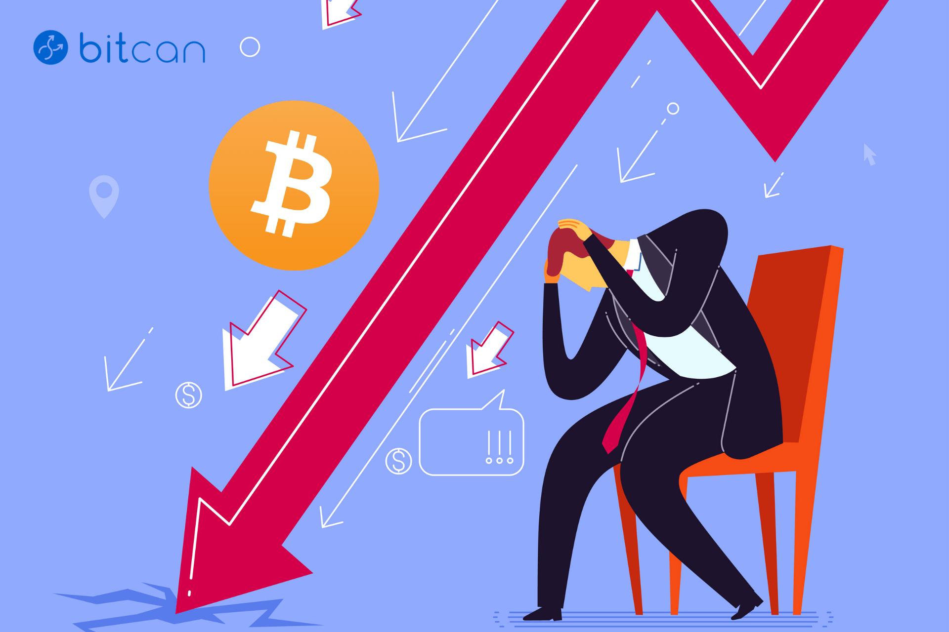 Bitcoin. Kto stracił na najstarszej i największej kryptowalucie?