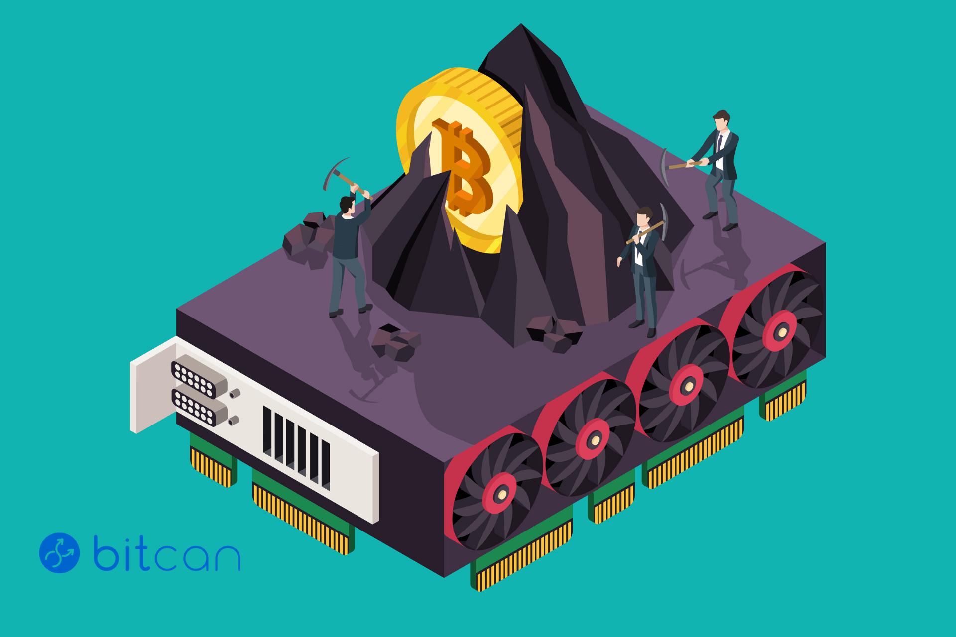 Kiedy Bitcoin zostanie wykopany do końca?