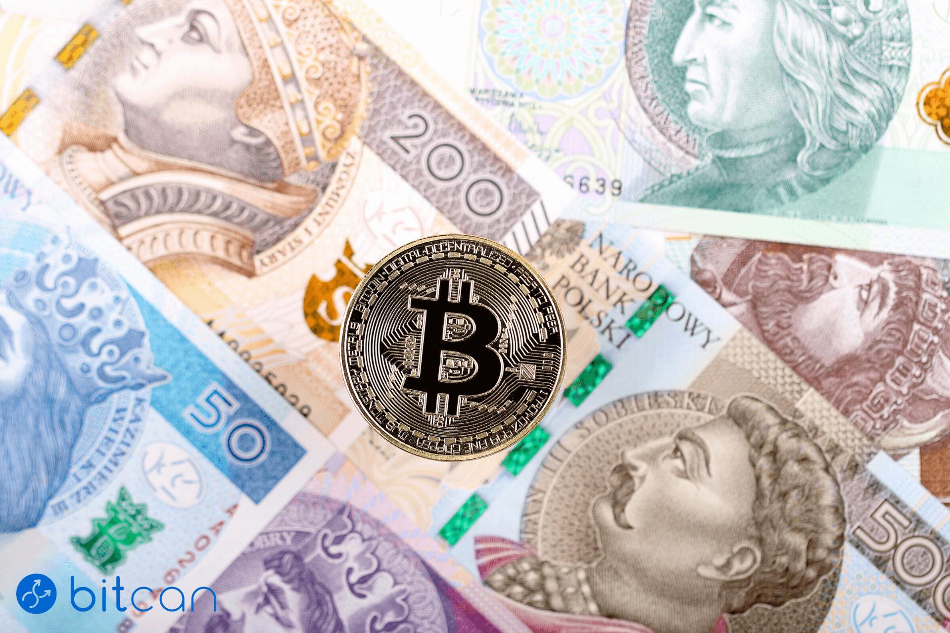 Czy Bitcoin jest legalny w Polsce?
