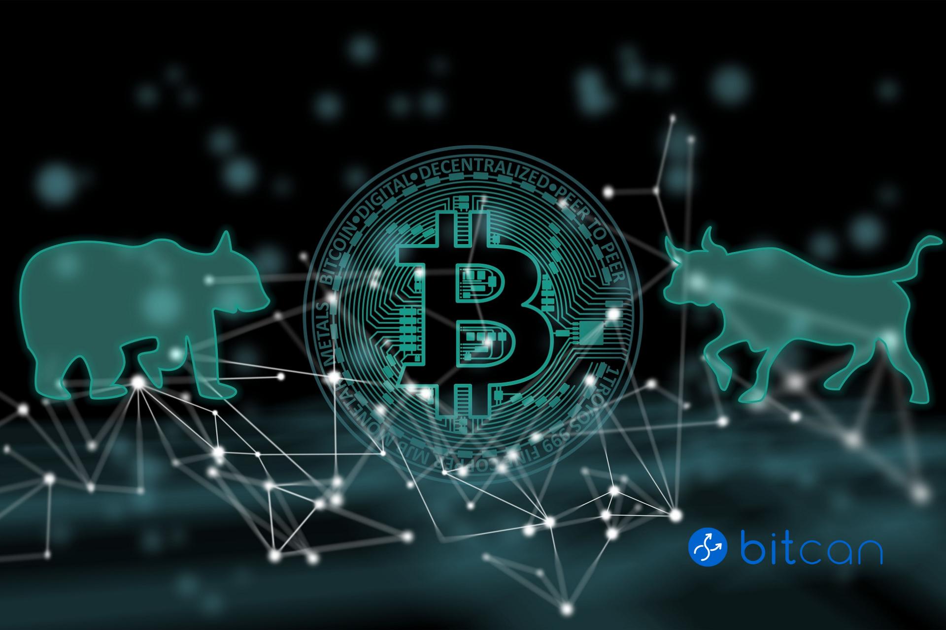 Dlaczego bitcoin tanieje? Czyli o wartości najstarszej kryptowaluty.