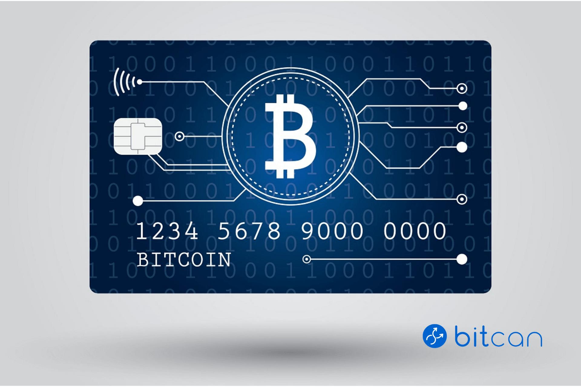 Kryptowalutowe karty płatnicze