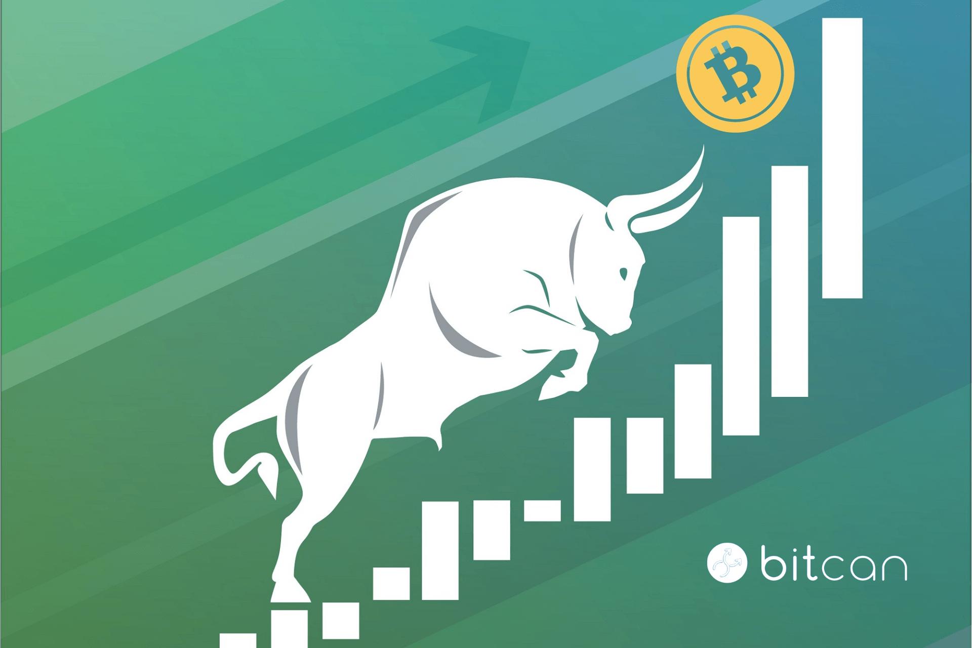 Bitcoin na nowych, historycznych szczytach: cena BTC 30.11.2020 r. osiągnęła ATH