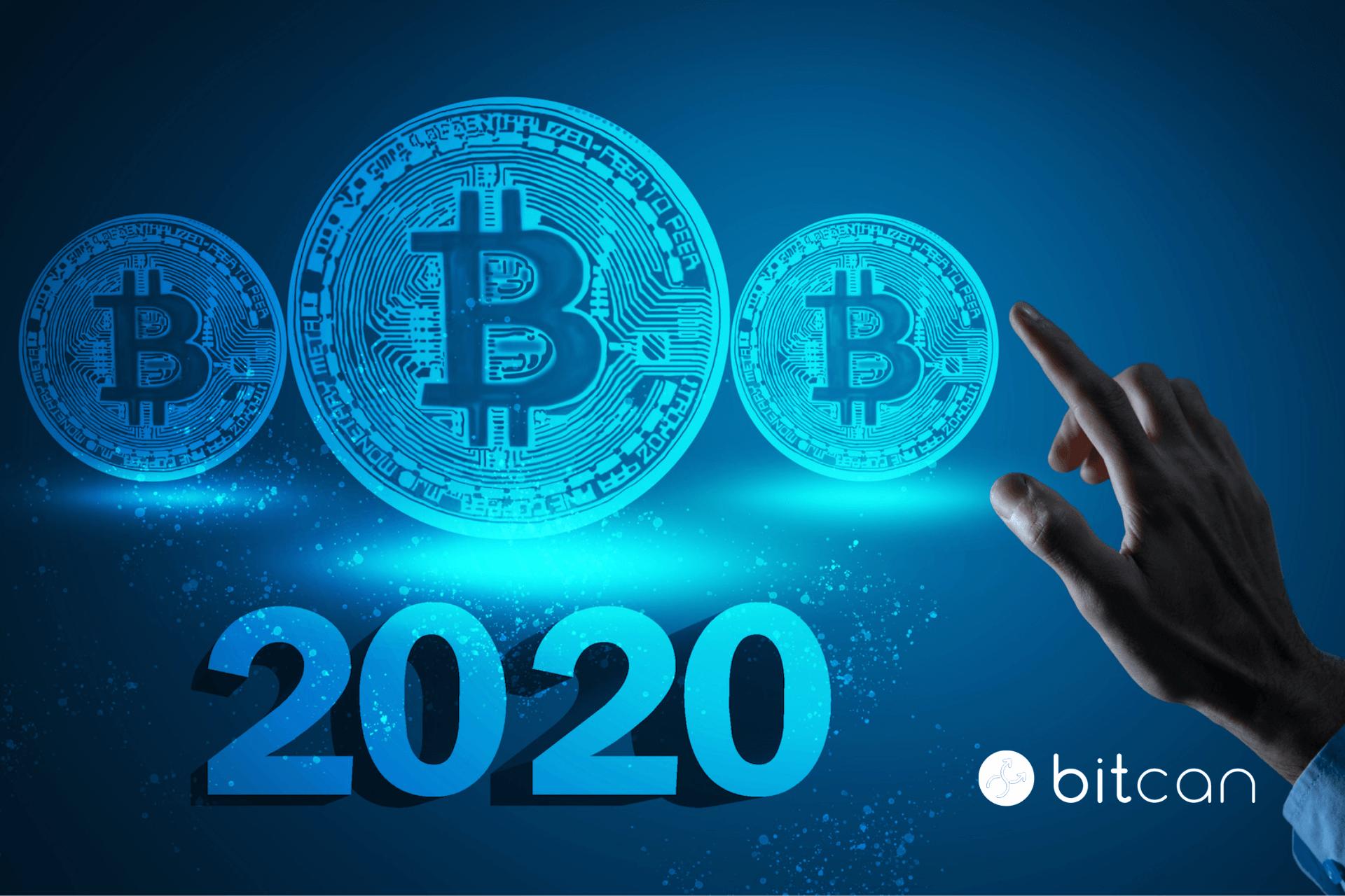 Bitcoin 2020. Podsumowanie rynku BTC
