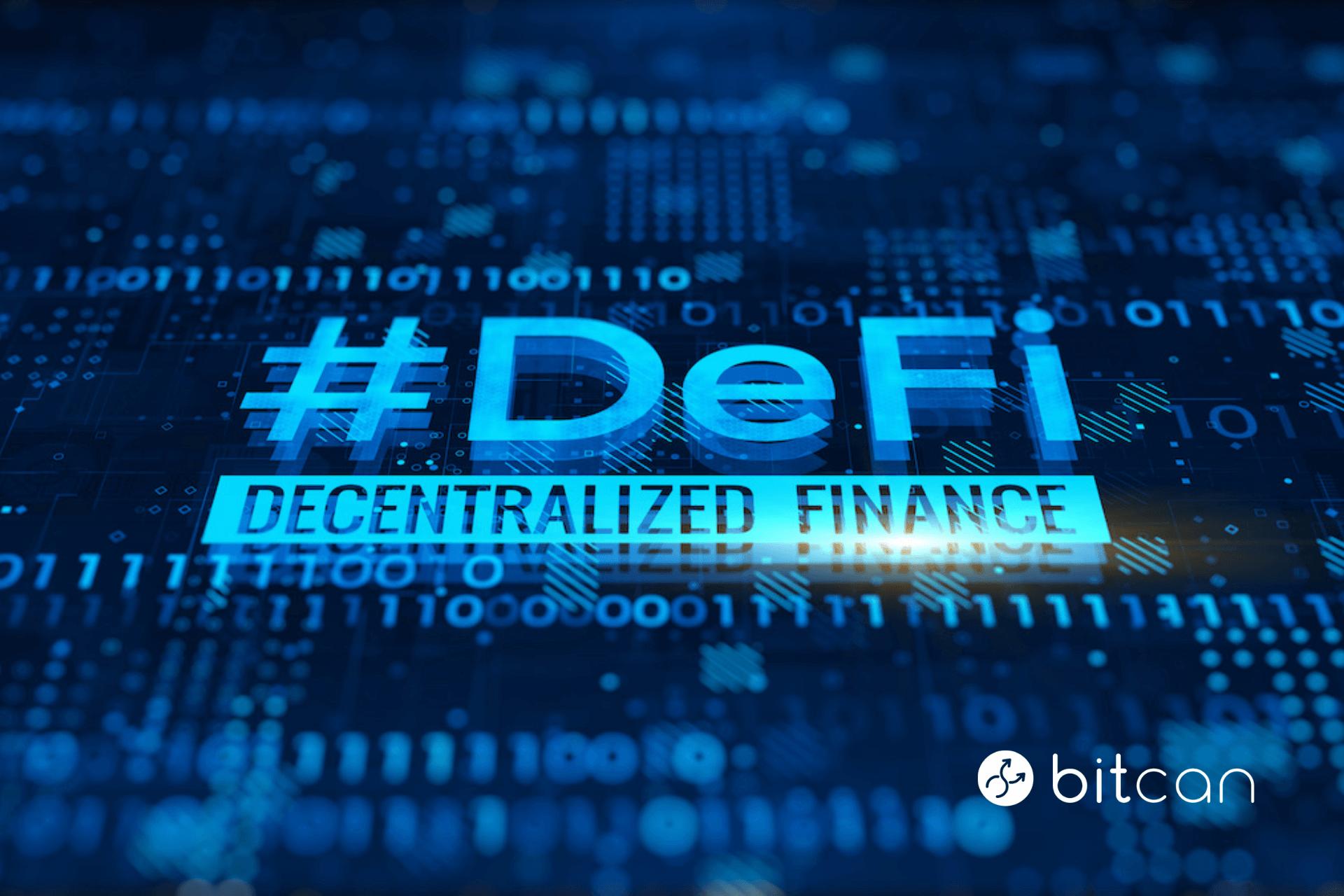 Nowość: DeFi, czyli zdecentralizowane finanse