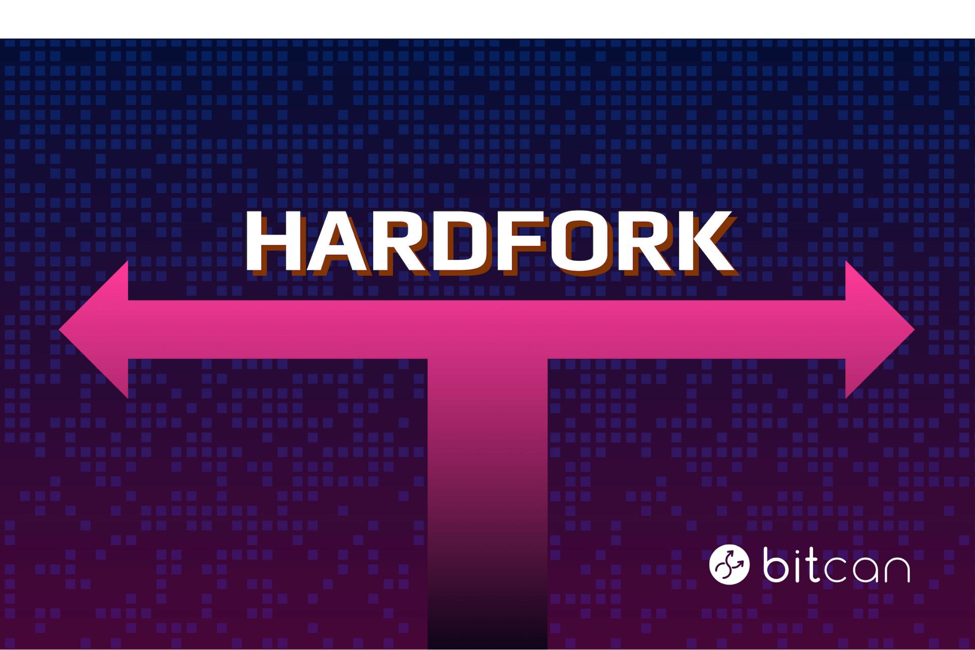 Bitcoin i hardfork – czym są twarde podziały sieci?