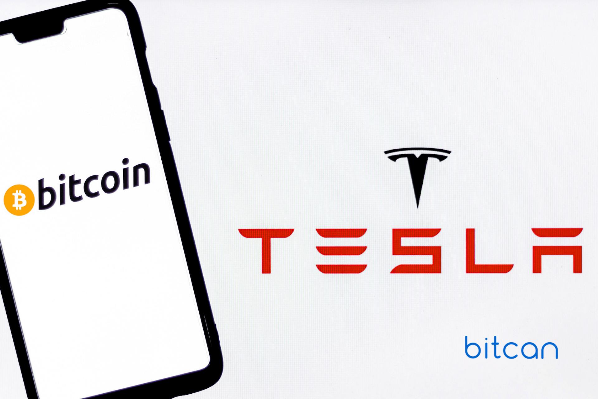 Tesla kupuje bitcoina. Elon Musk ponownie podbija cenę BTC