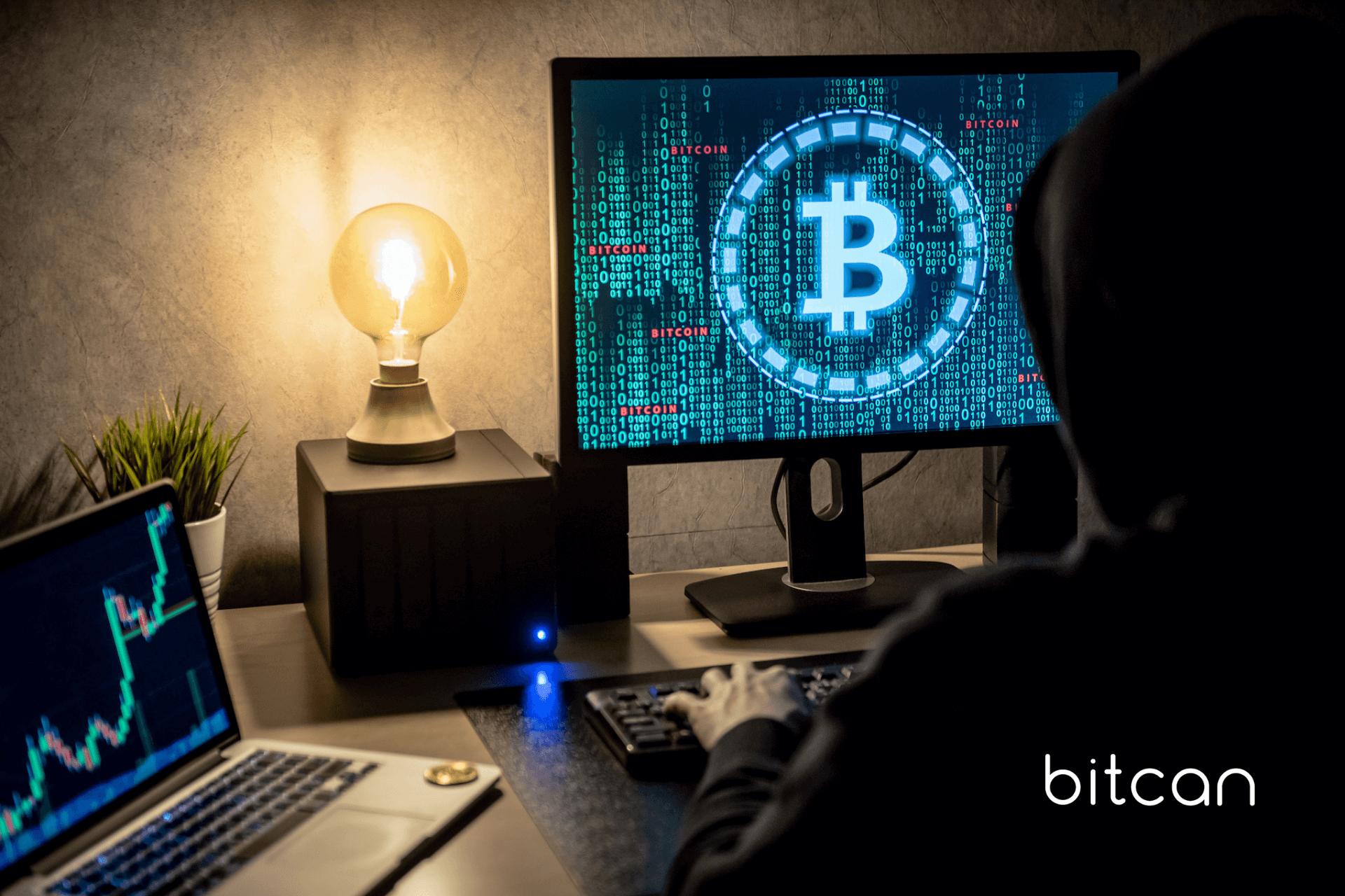 Czy da się ukraść bitcoina?