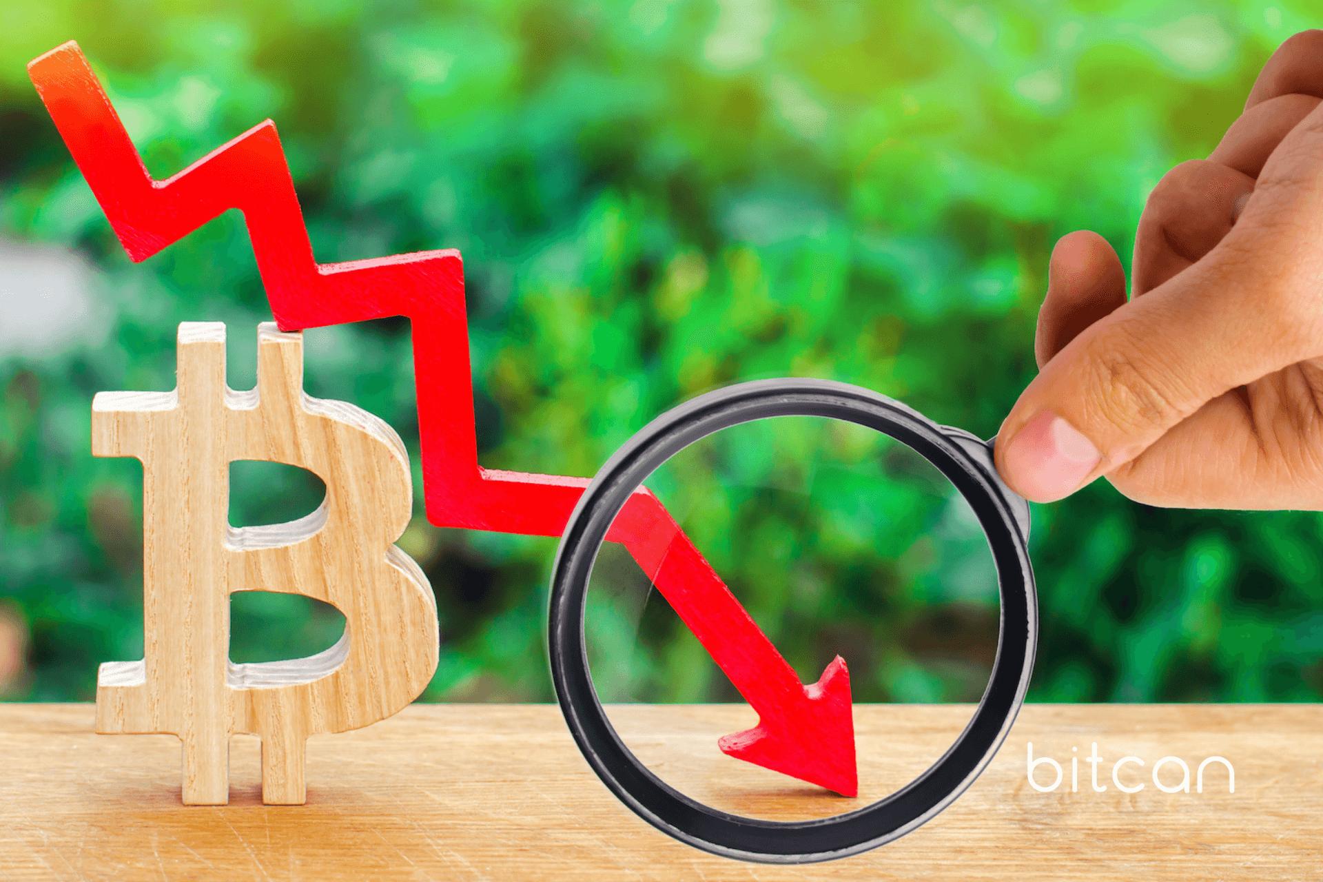 Bitcoin znalazł się w ważnym miejscu. Elon Musk wywołał korektę BTC