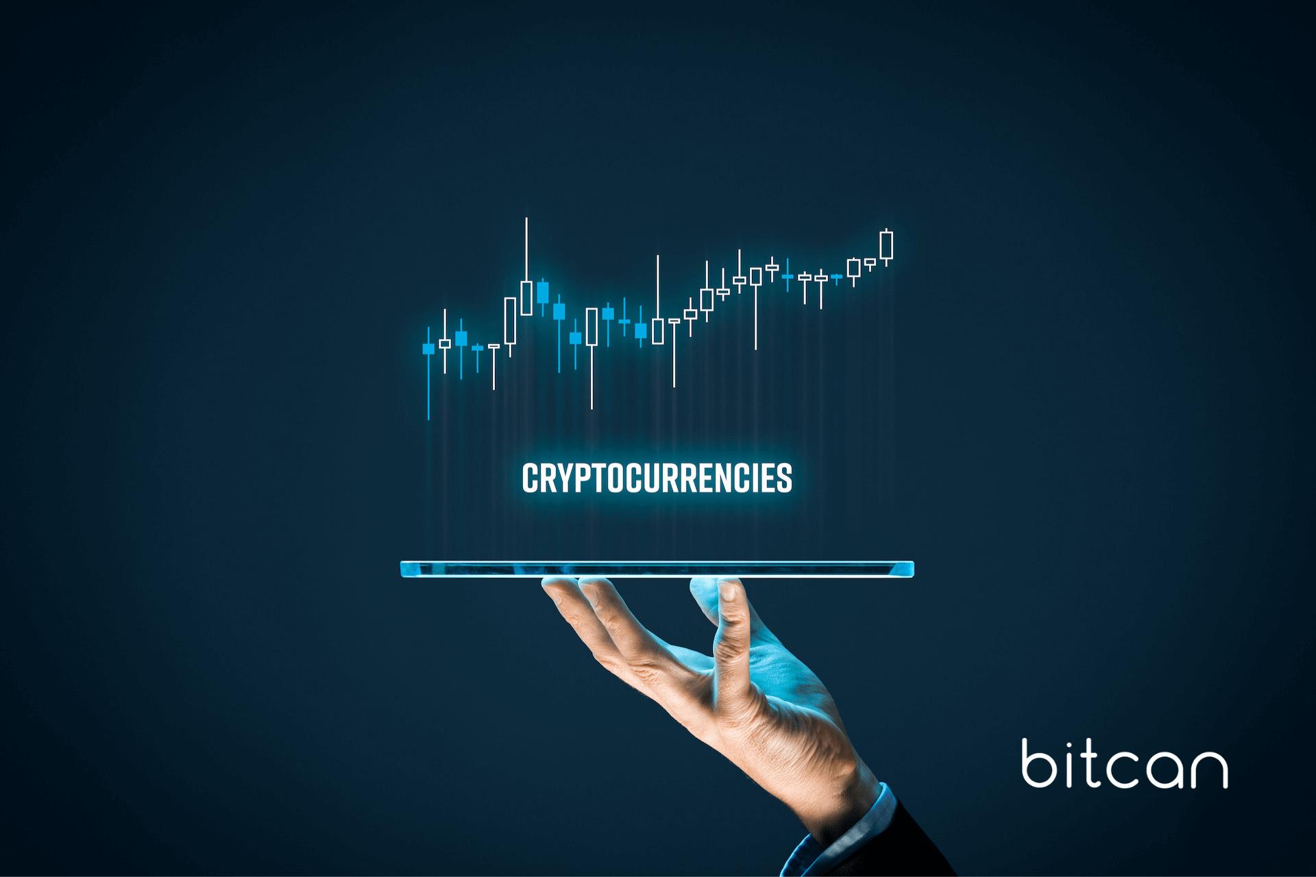 Kryptowaluty to najlepsza klasa aktywów w 2021 r. Bitcoin dominuje stopy zwrotu