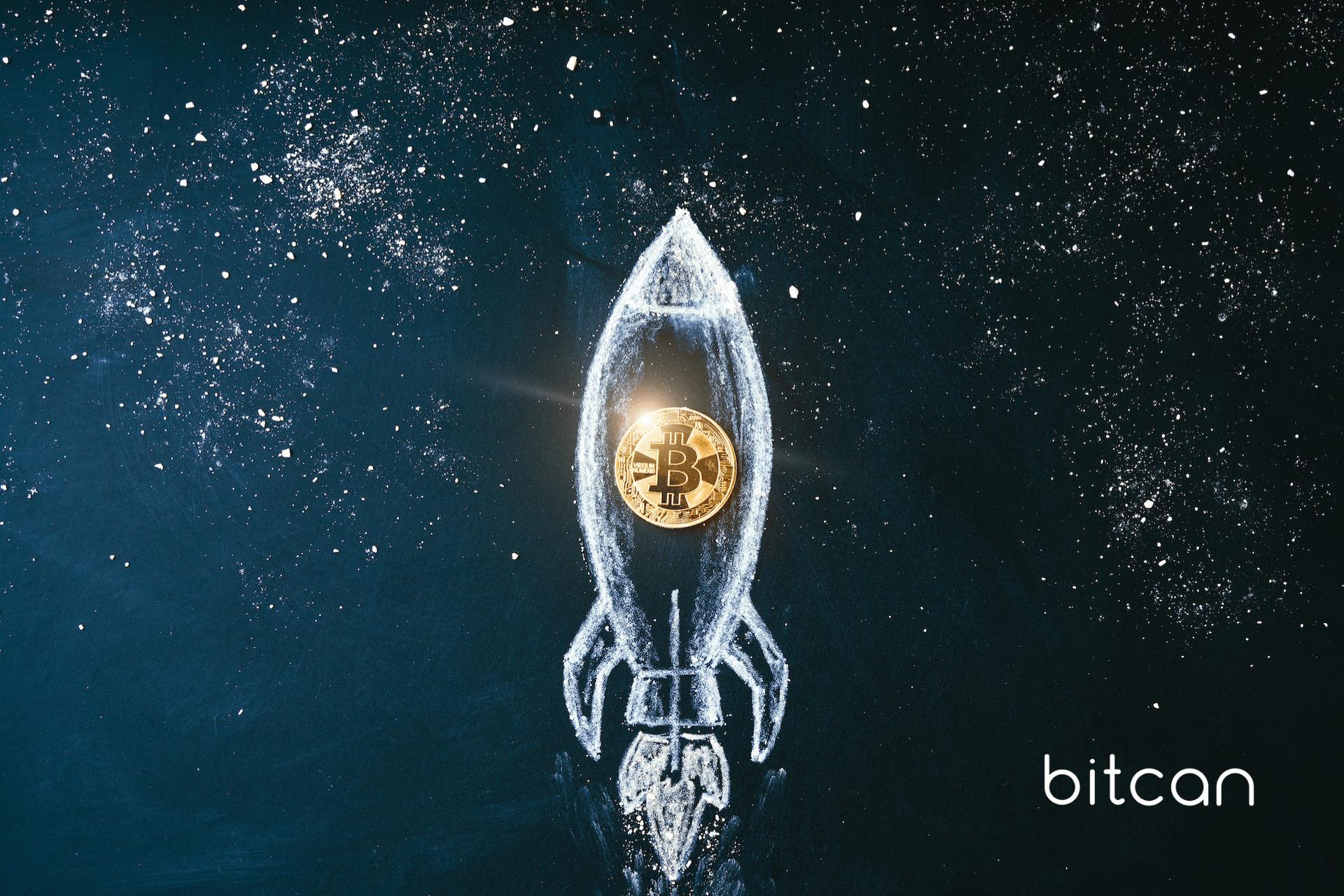 Łączna wartość kryptowalut to już ponad bilion dolarów. Dlaczego cena bitcoina rośnie w zatrważającym tempie?