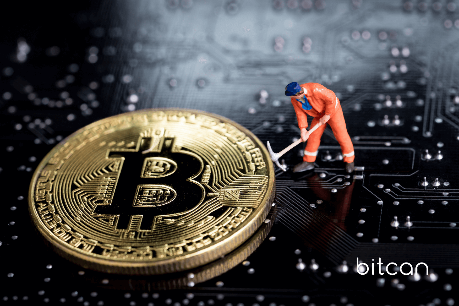 Zastanawiało Cię wydobywanie bitcoina? Sprawdź, co musisz przygotować do kopania swoich pierwszych monet