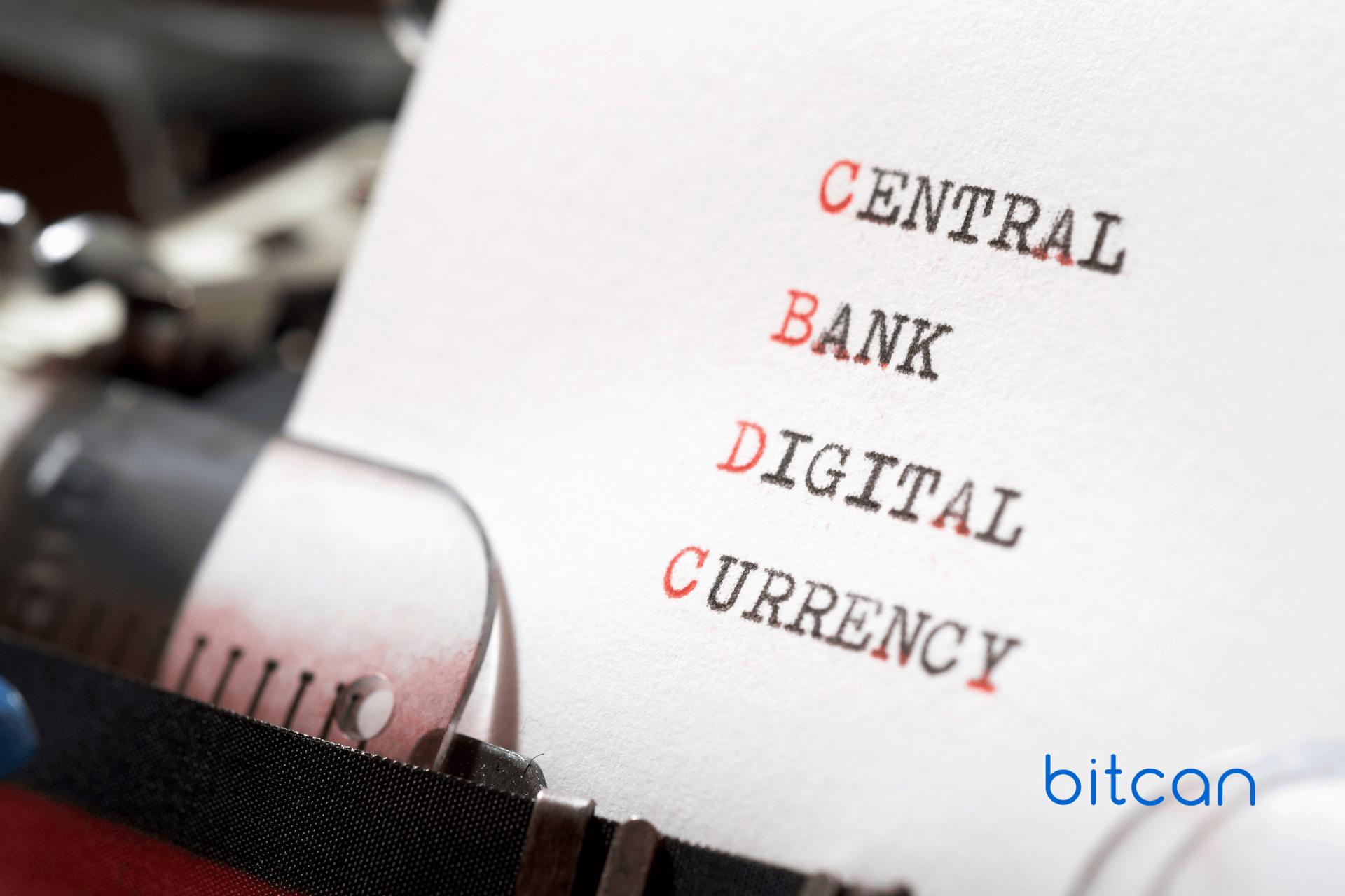 CBDC, czyli cyfrowe waluty banków centralnych będą uzupełnieniem kryptowalut