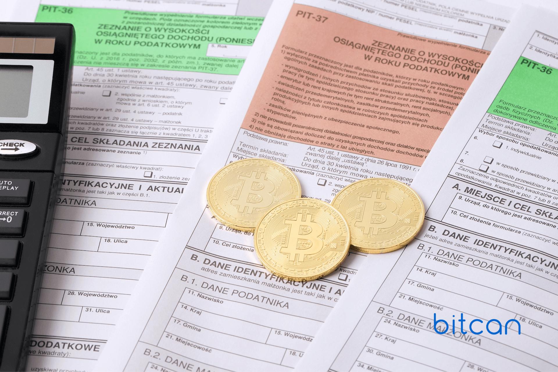 Podatek od bitcoin — wstęp do rozliczania się z kryptowalut