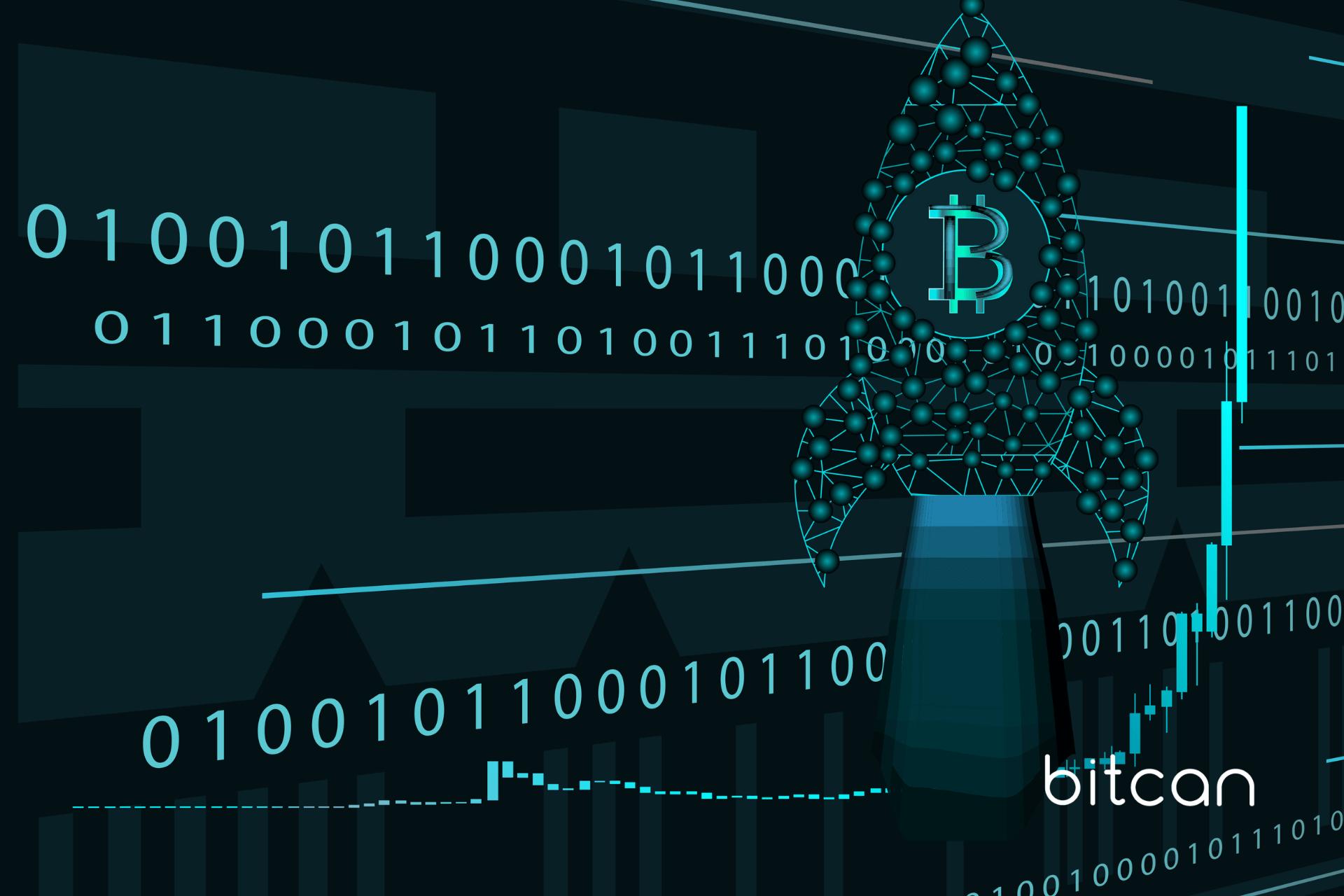Bitcoin testuje 40 tys. dol. Amazon chce przyjąć kryptowalutę jako środek płatniczy?