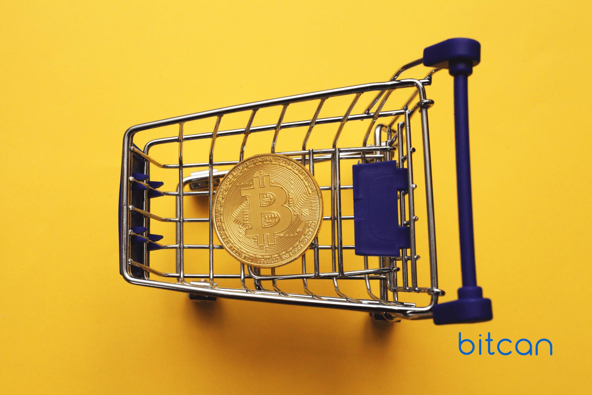 Bitcoin w Żabce