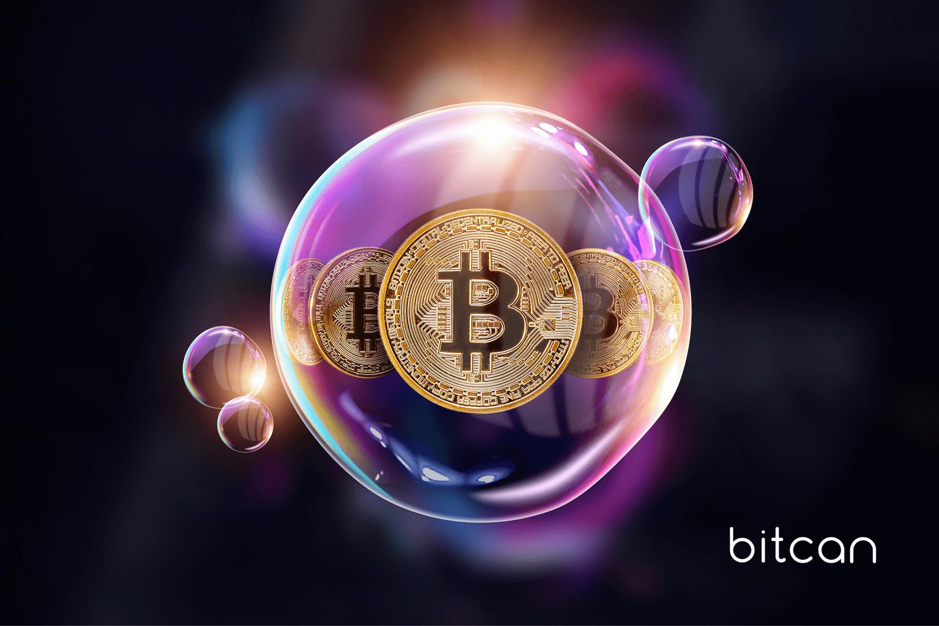 Czy bańka bitcoin to prawda? Dowiedz się, na czym polega pojęcie bańki na rynku kryptowalut