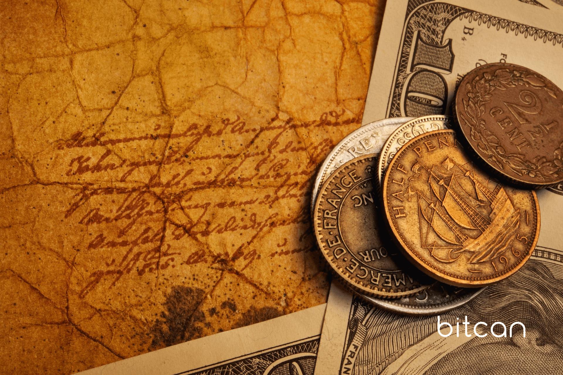 Jak władze niszczą pieniądze: pierwsze banki centralne