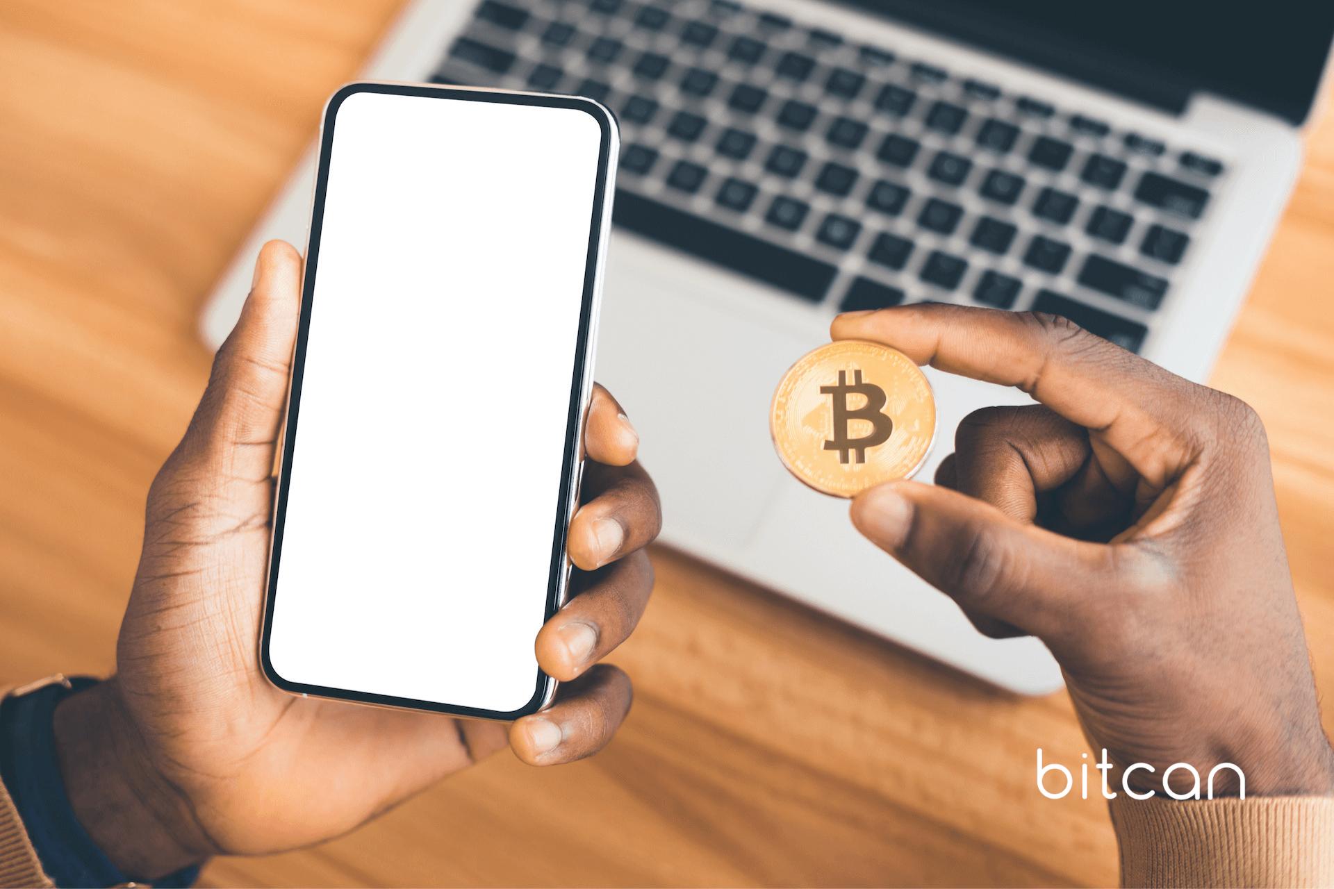 jak kopać bitcoiny na telefonie