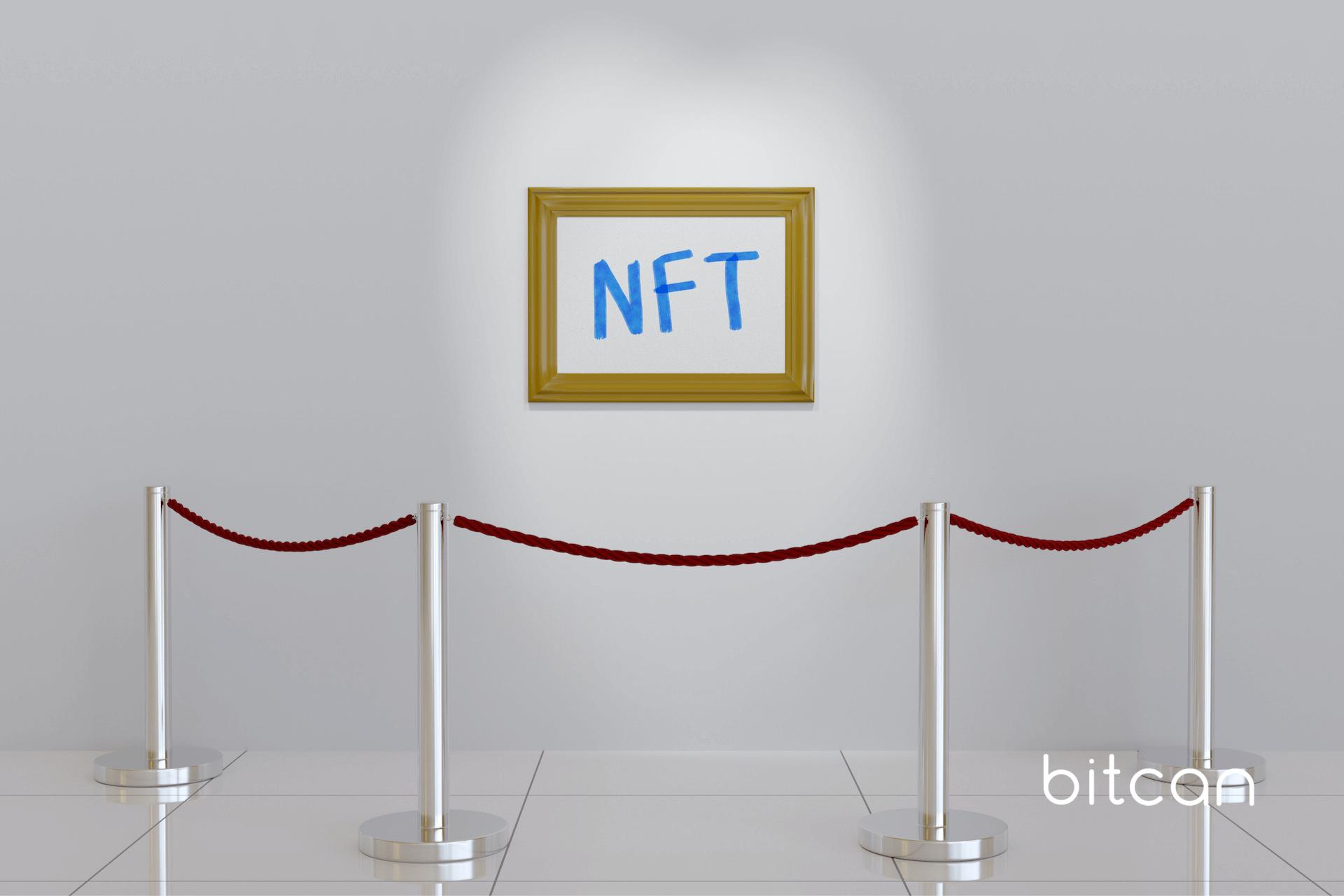 NFT przeżywają wakacyjny renesans. Non-fungible tokens z rekordowymi wynikami