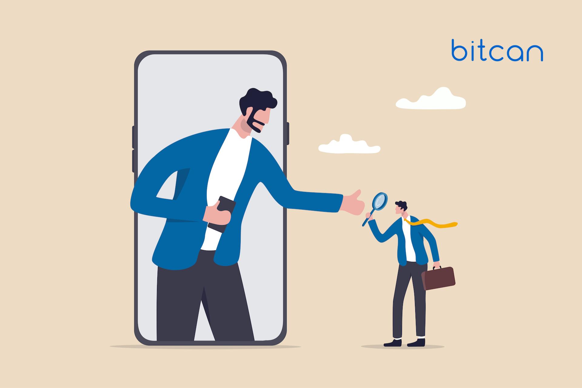 Jakie są metody weryfikacji w kantorze kryptowalut Bitcan?