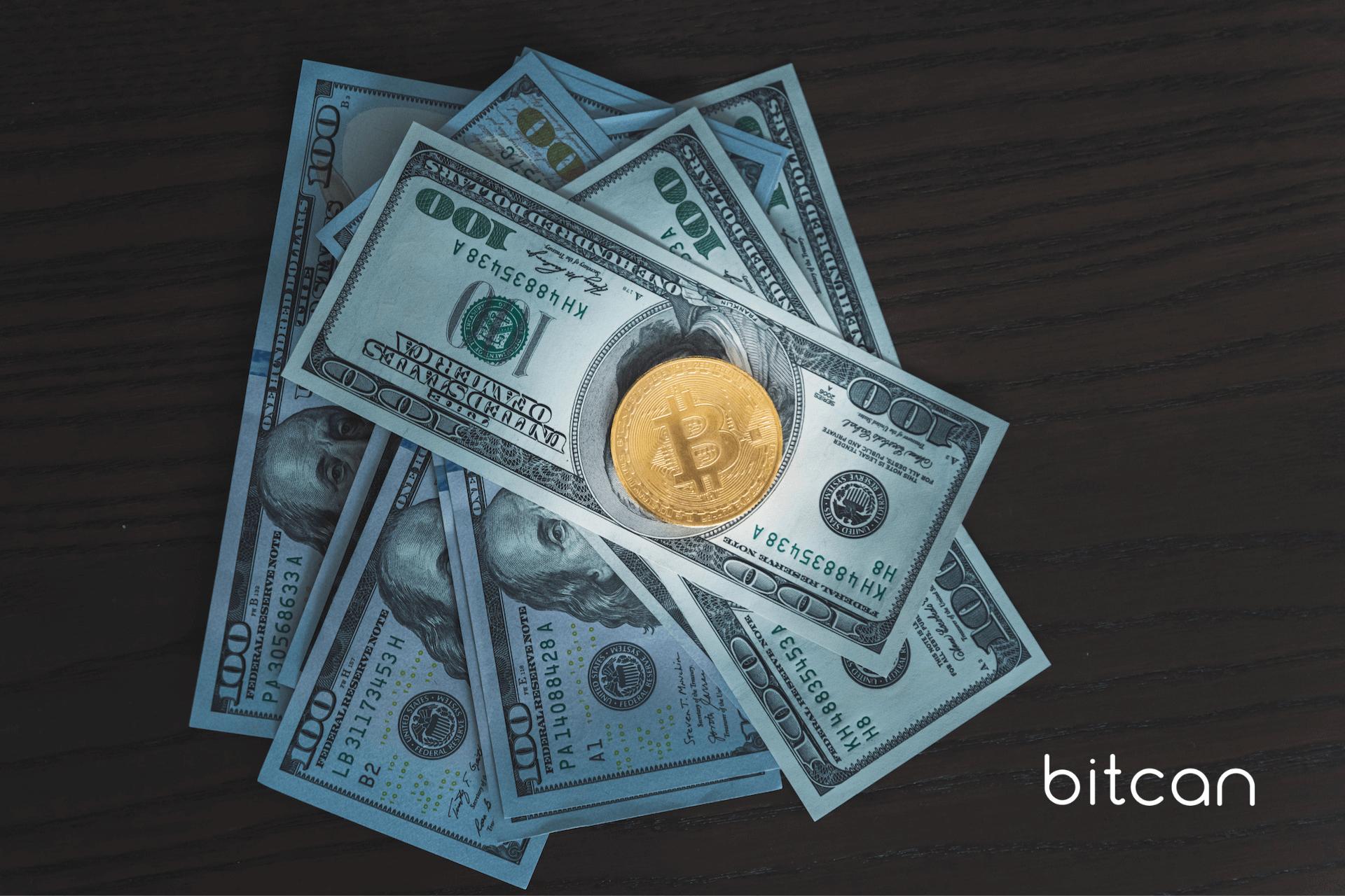 Bitcoin powinien kosztować 103 tys. dol., wynika z modelu, który przewidział zyski w 2018 r.