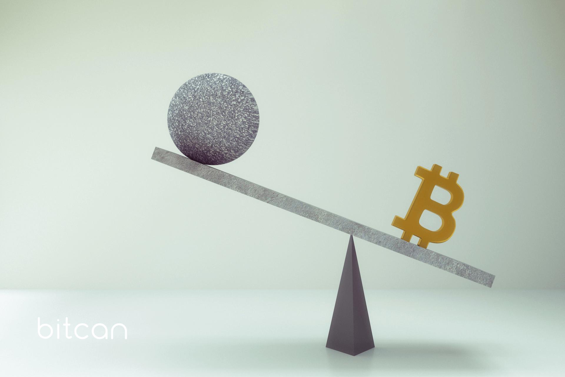 Bitcoin spadł przez lewarowane instrumenty pochodne, pokazuje analiza on-chain